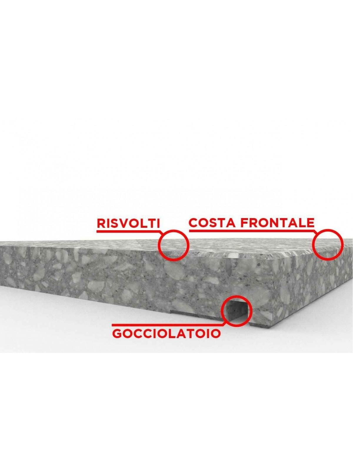Abdeckungen auf Terrasse SB 240 Torcello
