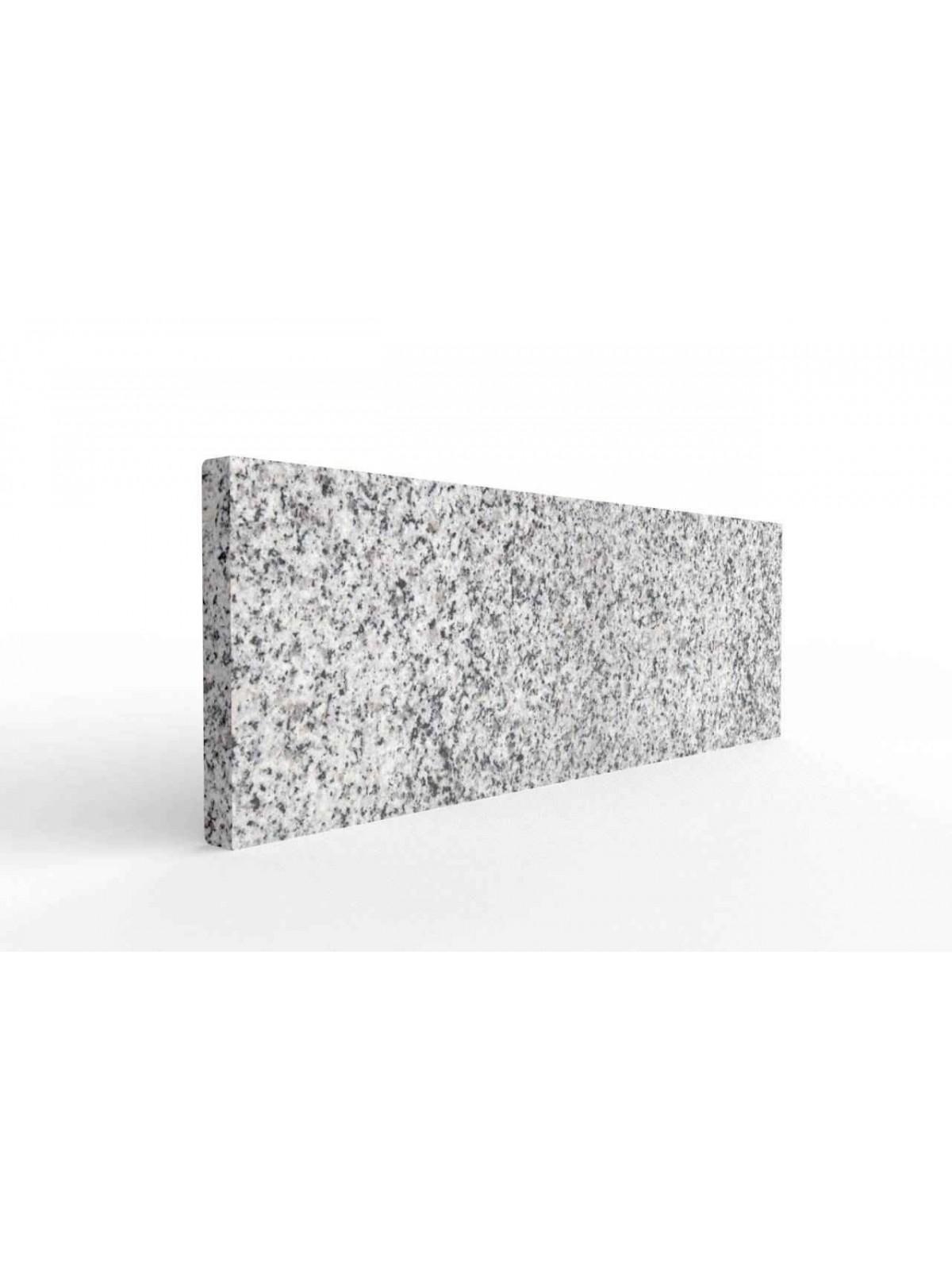 Granit Sockelleiste I Diorit Hell
