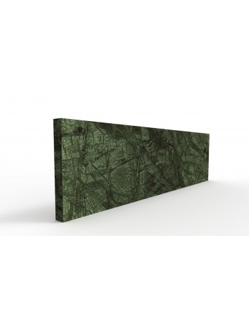 Marmor Sockelleiste I Verde Guatemala