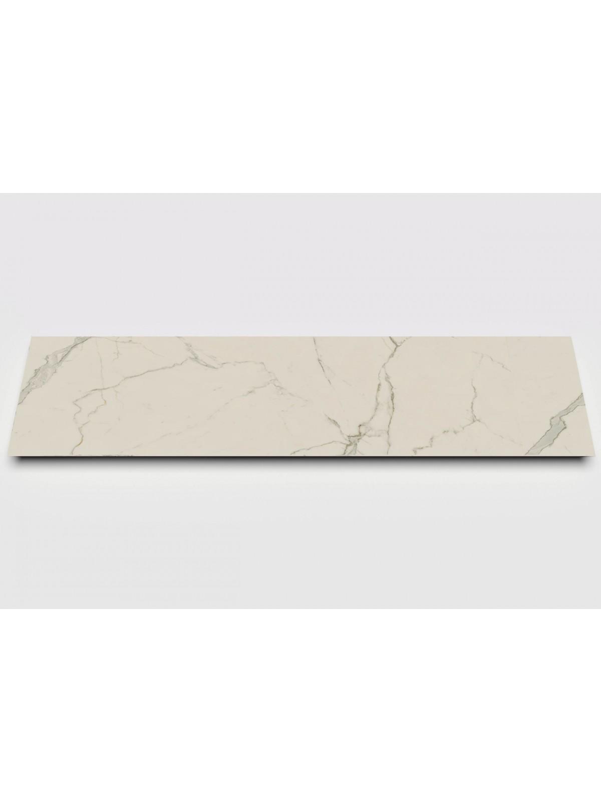 Individuelle Küchenplatte I Keramik Atlas Plan Calacatta Extra