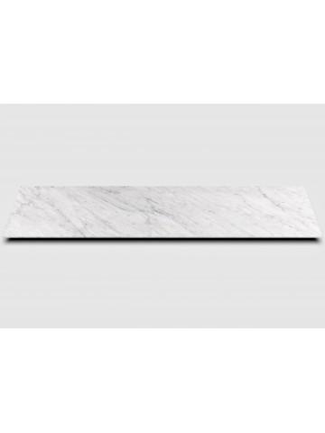 Top mobile Küche in Carrara Weißer Marmor