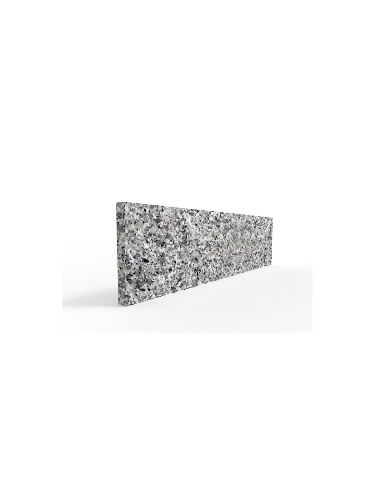 Granit Sockelleiste I Bianco Sardo