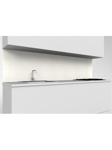 Quartz Küchenwand I Blanco...