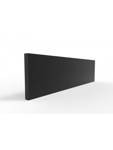 Granit Sockelleiste I Absolut Schwarz