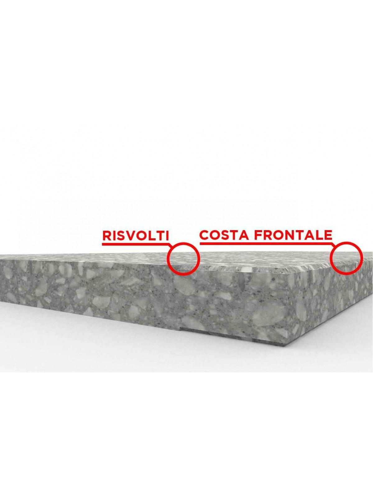 Schwellenwerte in Terrasse SB 240 Torcello