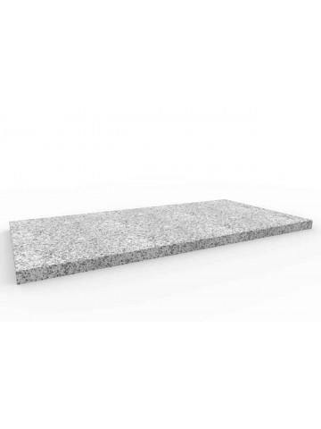 Pavimento 60x30 in diorite chiara