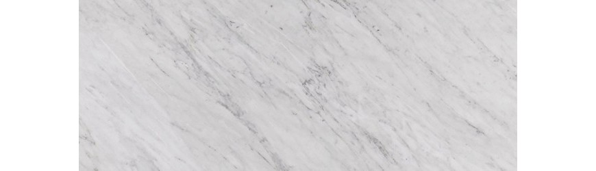 Top Carrara White Marble Küche