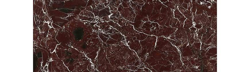 Küchenplatte aus Rosso Levanto Marmor