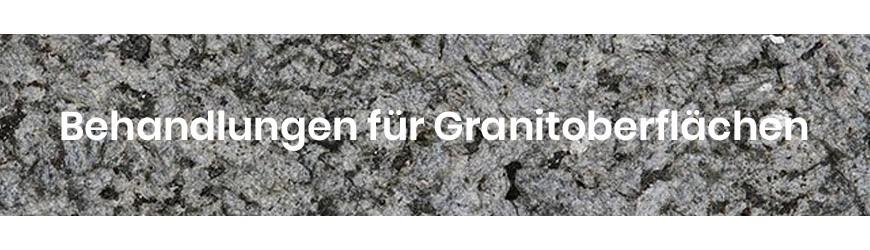 Granit-Reinigungsbehandlung von innen oder außen